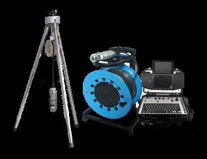 Características de la cámara de inspección submarina